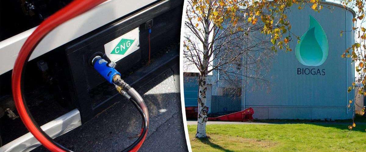 Biogasens roll i klimatutmaningen