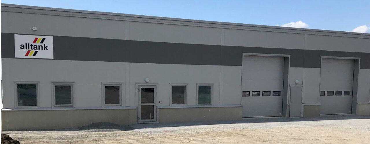 Nu öppnar Alltanks nya butik i Östersund